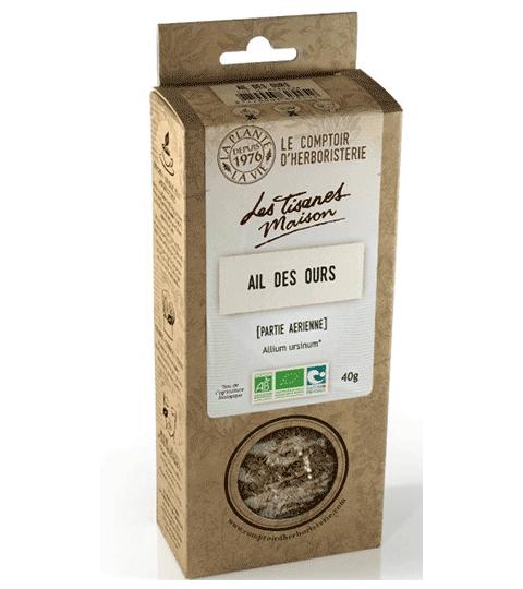 Ail Des Ours Bio Partie Aerienne – LE COMPTOIR D'HERBORISTERIE