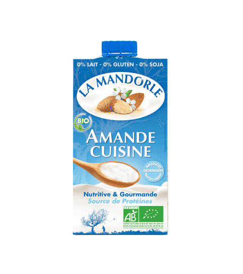 Amande Cuisine – LA MANDORLE