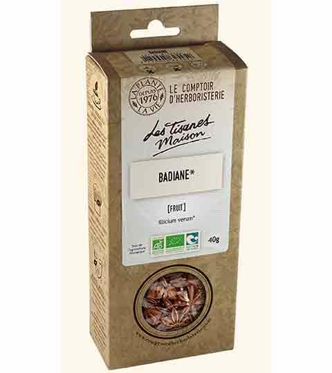 Badiane Bio Fruit – COMPTOIR D'HERBORISTERIE