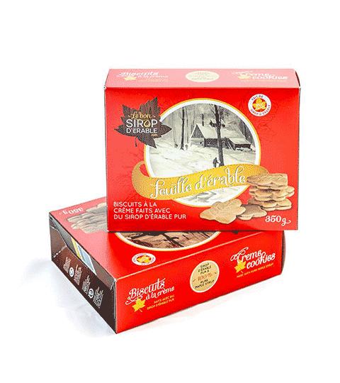 Biscuit Feuille D'érable – PETITE CABANE A SUCRE