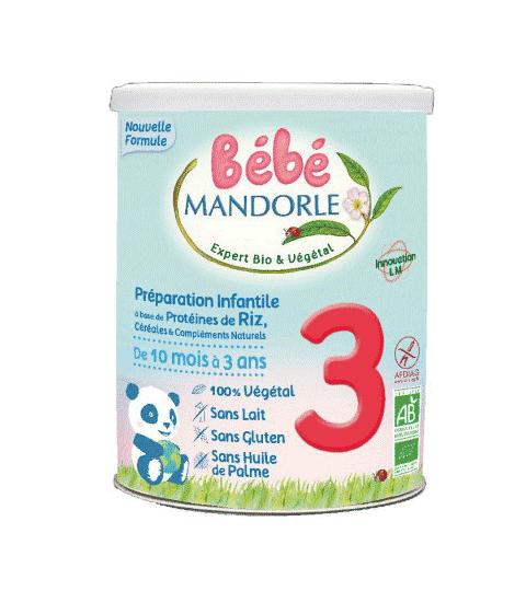Céréales à Complément Protéinique 3e âge – LA MANDORLE