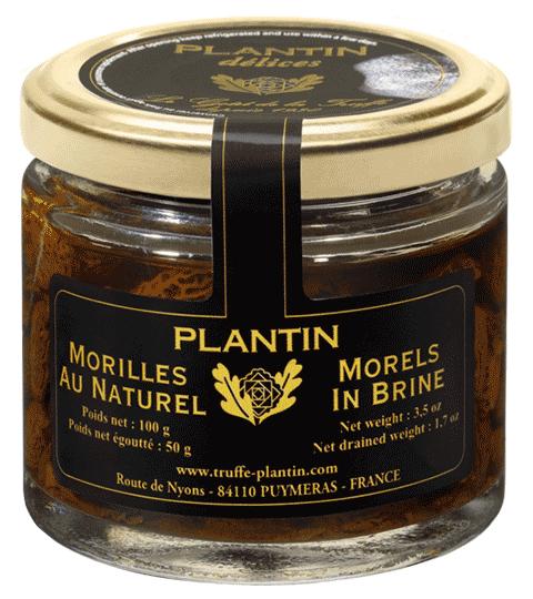 Morilles Au Naturel – PLANTIN