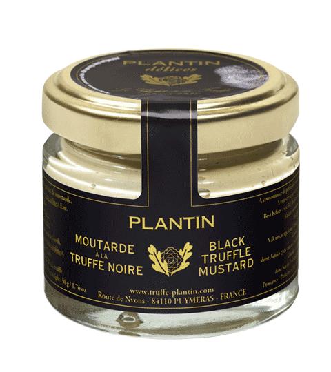 Moutarde à La Truffe Noire 5 % – PLANTIN
