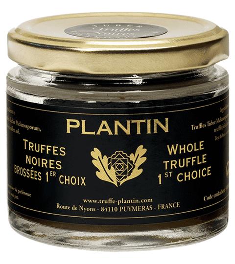 Truffe Noire Entière 1er Choix TUBER MELANOSPORUM – PLANTIN