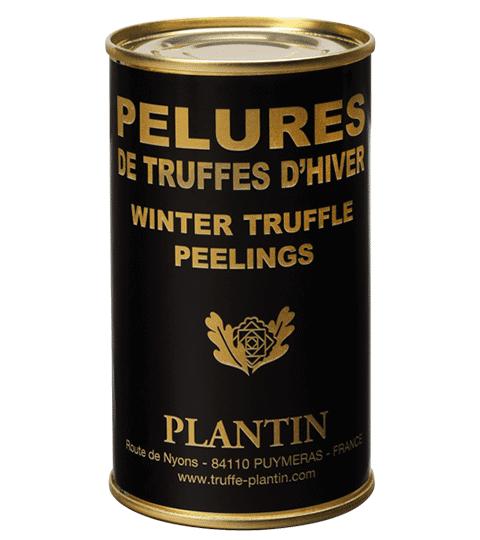 Truffes Noires Pelures TUBER MELANOSPORUM – PLANTIN