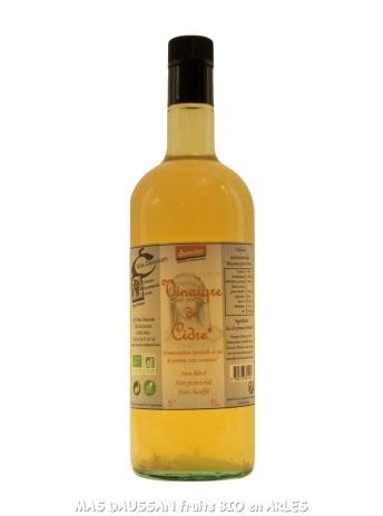 Vinaigre De Cidre Demeter – MAS DAUSSAN
